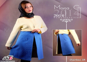 جدیدترین مدلهای مانتو شیک و زیبای ایرانی