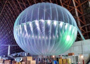 از بالونهای اینترنت گوگل چه میدانید؟ مقصد آنها، آسمان ایران!