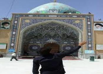 با امام زمان (عج) مسجد مقدس جمكران را تعمير مى كرديم