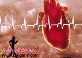دلیل ضربان قلب نامنظم بعضی از ورزشکاران