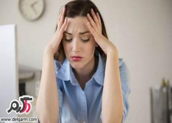 تاثیر باورنکردنی استرس بر روی سلامت مو و پوست