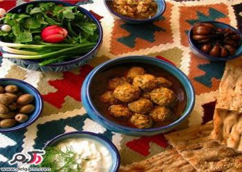روش پخت شفته غذای سنتی اراک