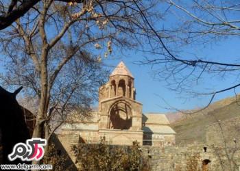 آشنایی با کلیسای سنت استپانوس یا کلیسا خرابه