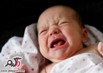 از دلیل تا پیشگیری نفخ نوزادان
