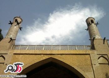 منارجنبان اصفهان با قابلیت تکان خوردن + عکس