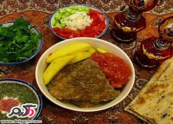 آموزش تهیه ته تالی غذایی سنتی و محبوب از شهر اراک