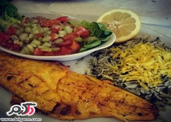 آموزش تهیه سبزی پلو با ماهی خوش عطر
