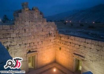 آشنایی با معبد آناهیتا بیشاپور کازرون
