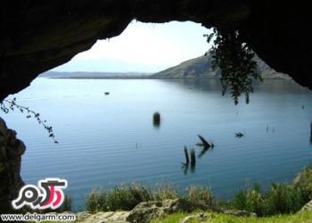 از زندگی تا مرگ دریاچه پریشان شهرستان کازرون
