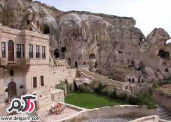 معرفی بزرگترین مسجد صخرهای ایران