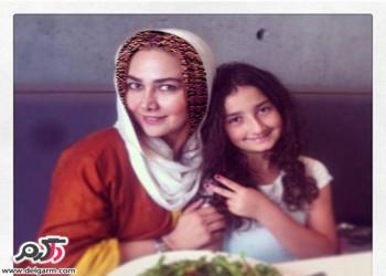 عکس جنجالی دختر جدید آنا نعمتی