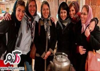 خاطرات جالب زوج آمریکایی در سفر به ایران