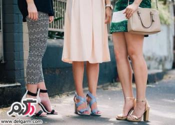 نکاتی برای دوستداران کفش پاشنه بلند
