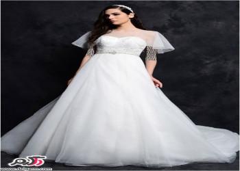 مدل لباس عروس بلند اروپایی 2016