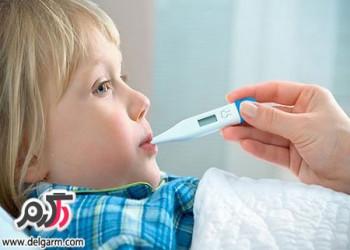 دانستنی جالب تب در نوزادان