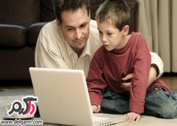 حفاظت از کودکان در برابر خطرات فضای مجازی