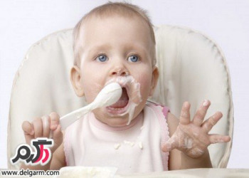 فرنی غذایی تکمیلی برای کودکان شما