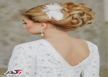 مدل مو عروس جدید با متنوع ترین مدل روز