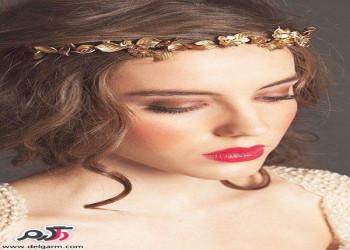 مدل شینیون مو جدید به سبک خاص و متفاوت
