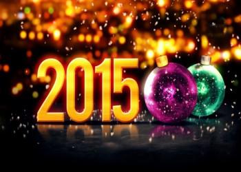 كارت پستال تبريك سال 2015  (سري دوم)