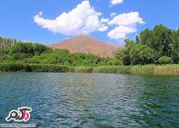 دریاچه اُوان یا نگین قزوین .!!