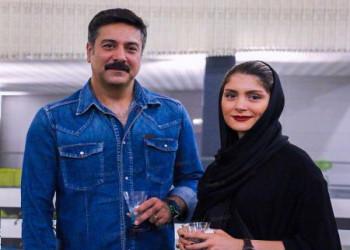 بازیگران سینما و تلویزیون با همسرانشان (1)