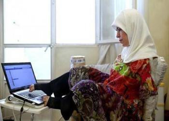 حیرت جهانیان از بانوی ایرانی .!!