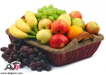 جهت جلوگیری از تشنگی ، در هنگام سحر از میوه استفاده کنید