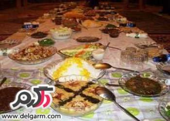 افطاری های چاقیآور در ماه مهمانی خدا