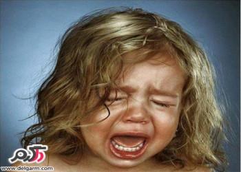دلایل گریه ی نوزادان چیست؟
