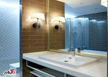 دیزاین جدید و زیبا از طراحی سرویس بهداشتی شهریور 1395
