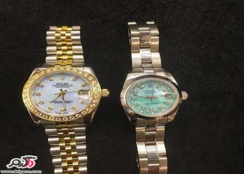 گالری از مدل ساعت مچی های زیبا و اسپرت دخترانه