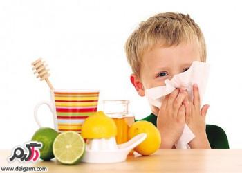 چند خوراکی مفید برای جلوگیری از سرما خوردگی