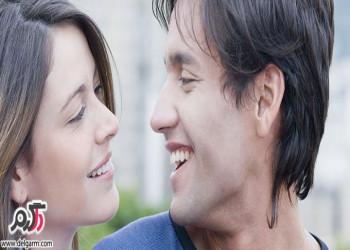 فواید عاشقانه بوسه در روابط زناشویی