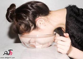 آب گازدار و سلامتی پوست