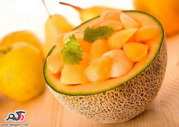 خواص و فواید تغذیه ای میوه ملون