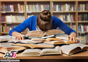 نکاتی برای یادگیری بهتر درشب امتحان