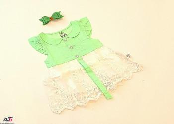 انواع مدل لباس کودک دخترانه