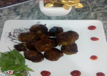 شامی لوبیا؛پخت آسان و خوشمزه