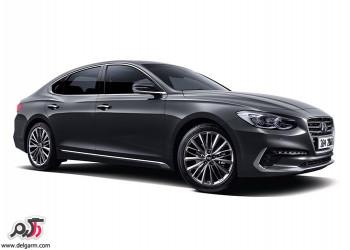 مشخصات فنی و قیمت خودرو هیوندای آزرا 2018
