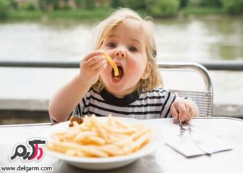 علت؛جلوگیری و راه های درمان پرخوری در کودکان