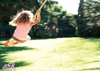 خطرات جدی تاب دادن کودکان