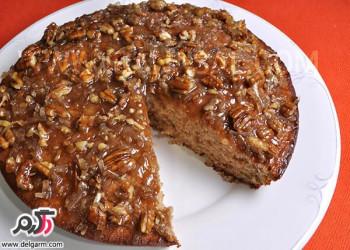 طرز تهیه و پخت آسان و خوشمزه تارت عسل و گردو