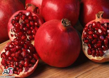 فواید بی نظیر انار پخته برای درمان سرماخوردگی