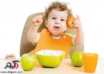 خوراکی های مفید و مقوی برای افزایش وزن کودک