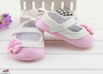 گالری جدید کفش نوزادی پسرانه و دخترانه شیک و جذاب 2018