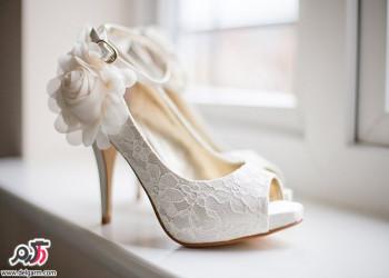 گالری جذاب ترین مدل کفش عروس پاشنه بلند 2018