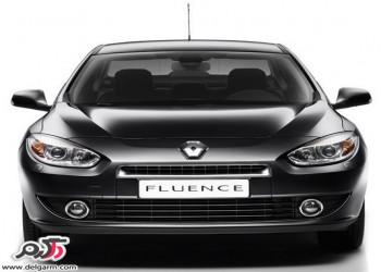 مشخصات فنی خودرو رنو فلوئنس Fluence