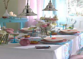 ایده های زیبا مخصوص میز سرو غذا