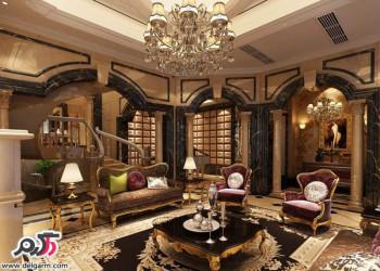 مدل دکوراسیون به سبک وینتج در طراحی داخلی منزل